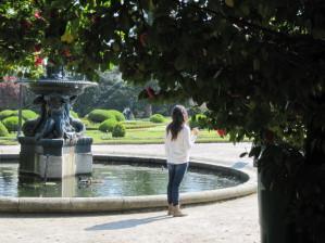 20 de abril 2014, jardins do palácio de cristal