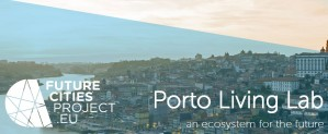 Opendata no Porto no evento Porto Living The Future